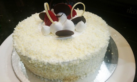 1, 1.5 or 2kg Cake of Choice from Sicily Café Restaurant @ Emirates Grand Hotel
