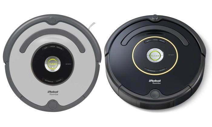 iRobot Roomba 650/655 Vacuum Cleaner (Refurbished)