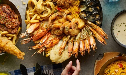 AED 100 or AED 200 To Spend on Seafood at Fish & Co (Up to 41% Off)
