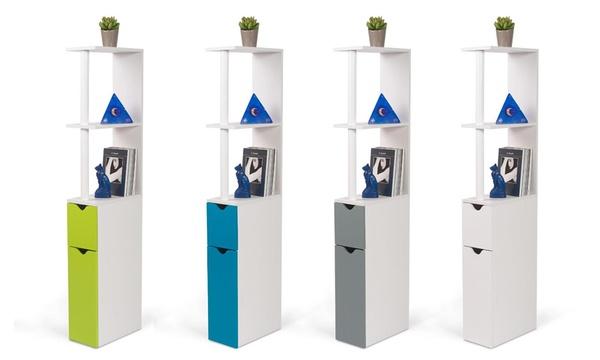 Meuble De Rangement Toilettes Ou Salle De Bains Avec 2 Portes Coloris Au Choix A 29 99 67 De Reduction