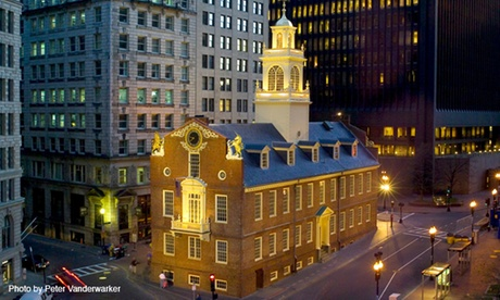 Admission to The Old State House - America's Revolutionary Museum (50% Off)
