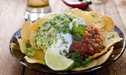 Portoxicano – Rio Branco: almoço ou jantar mexicano para 2 ou 4 pessoas