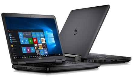 Dell E5440 ricondizionato 4/8GB di RAM, 250/320GB o 1TB di memoria con o senza antivirus BullGuard e spedizione gratuita