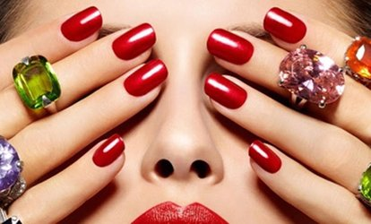 Image Placeholder For Gel Manicure At Milan Strong Nails