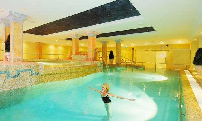 3 8 Tage Im 4 Wellnesshotel In Bad Fussing Mit Fruhstuck Halbpension Groupon