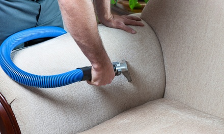 Sofa, Mattress or Car Seat and Stroller Upholstery Cleaning Service from Xpress Maids (Up to 69% Off)