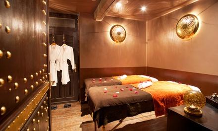 Rituel luxe en duo comprenant 2h dans un spa privatif oriental au S pacium   Lille Centre