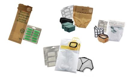 Kit di ricambi e accessori per Folletto disponibili in varie tipologie