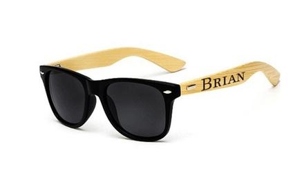 Uno o 2 occhiali da sole personalizzabili offerti da Cabanyco (sconto fino a 80%)