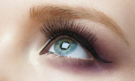 Mascara semipermanente e allungamento ciglia al salone Hairstylist Luana Razzini (sconto fino a 80%)