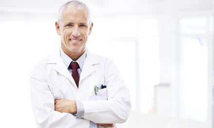Check up medico e fino a 14 ecografie per uomo e donna da Studio Ecografico Politeama (sconto fino a 89%)