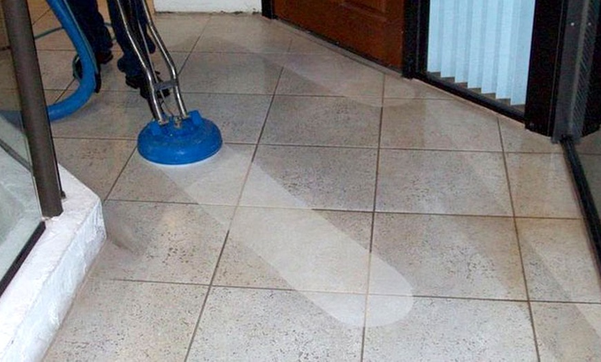99 for tile and grout cleaning for up to 200 square feet from dirt free carpet cleaning 200 value
