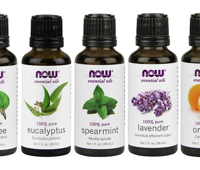 Now Foods Essential Oils Variety Pack  Pack