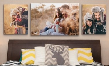 Up to 89% Off Custom Premium Canvas Wraps