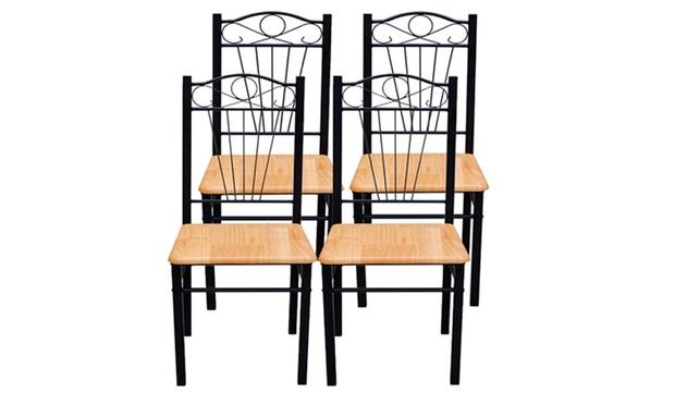 ensemble table et chaises de cuisine 4 ou 6 personnes des 79 99 livraison offerte