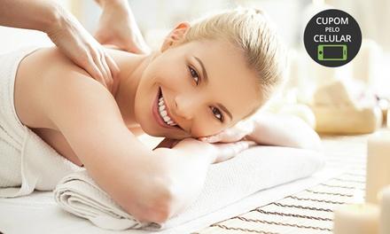Maria Bonita Beauty Hair Spa – Moema: day spa para 1 ou 2 pessoas (opções com ofurô)