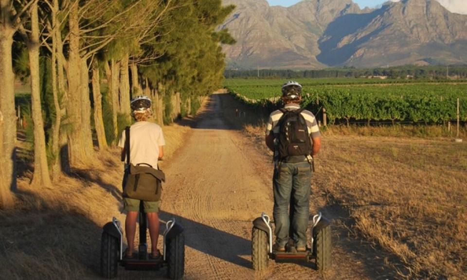 Image result for segway spier photo