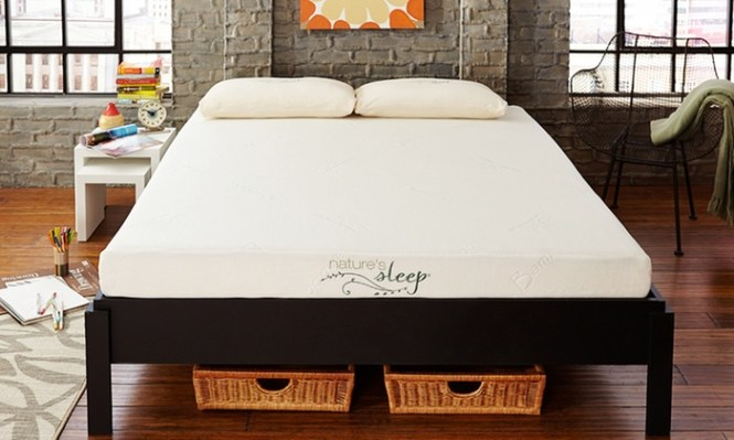 Image Placeholder For Closeout Nature S Sleep 6 Gel Infused Memory Foam Mattress
