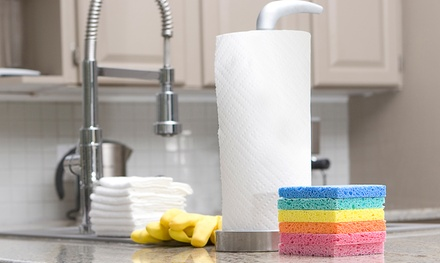 Up to Five Hours of House Cleaning from iClean Building Cleaning Services (Up to 43% Off)