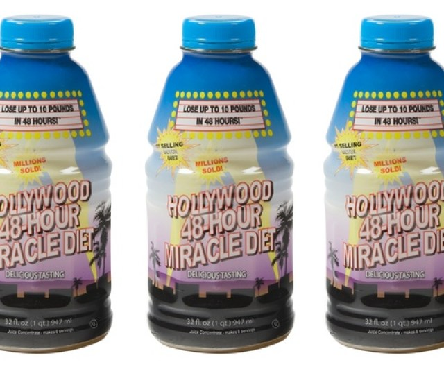 Hollywood  Hour Miracle Diet  Pack