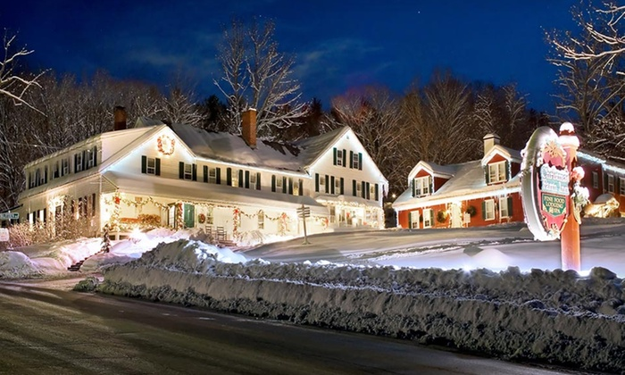 Christmas Farm Inn And Spa In Jackson NH Groupon Getaways