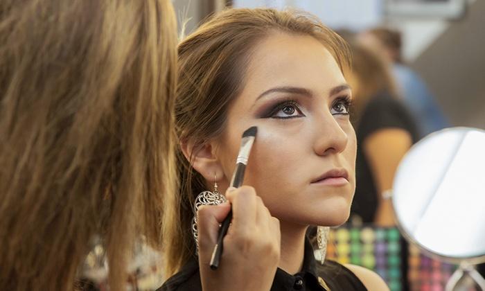 London School Of Fashion Makeup Course