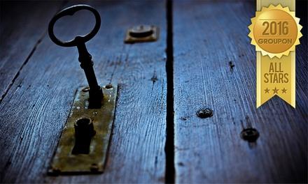 עולם מלא מסתורין וסודות בחדר הבריחה   האוצר הירושלמי! רק 219 ₪ לכניסה לרביעייה