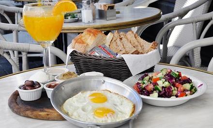 אוליב קורנר בבוגרשוב: ארוחת בוקר ישראלית מושקעת לזוג ב 58 ₪ בלבד! מוגשת גם בסופש, ובימי השבוע עד 18:00