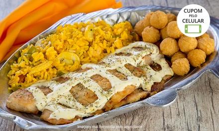 Kodai Sea Food   Jardim São Paulo: saint peter com sobremesa para 2 ou 4 pessoas