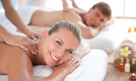 Percorso relax e benessere di coppia in area riservata