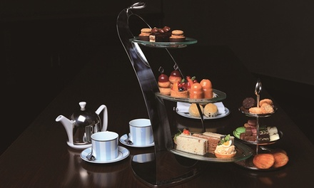 Afternoon Tea for Up to Ten at Lobby Lounge at 5* Conrad Abu Dhabi Etihad Towers (Up to 67% Off)