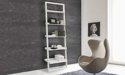 Librerie moderne da parete con ripiani di Tomasucci Made in Italy disponibili in 2 modelli