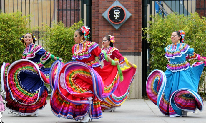 Oehs Mexican Folk Dance At International Night Youtube