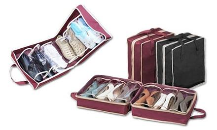 1 o 2 organizer per scarpe disponibili in 2 colori