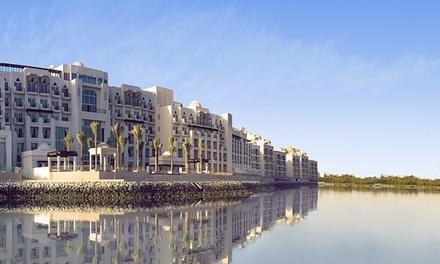 Abu Dhabi: 1 Night Eid Stay for 2 Adults and 2 Children with Half Board at 5* Anantara Eastern Mangroves Abu Dhabi Hotel