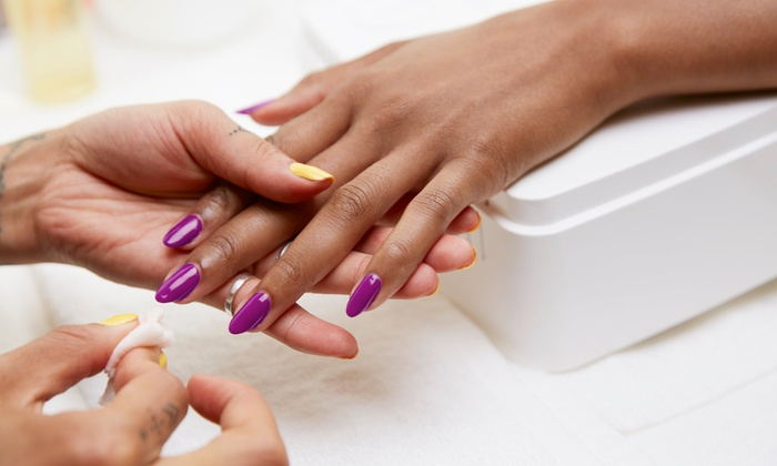 Forest Nail And Beauty Centre Leicester Half Day Uv Gel Polish Or Full