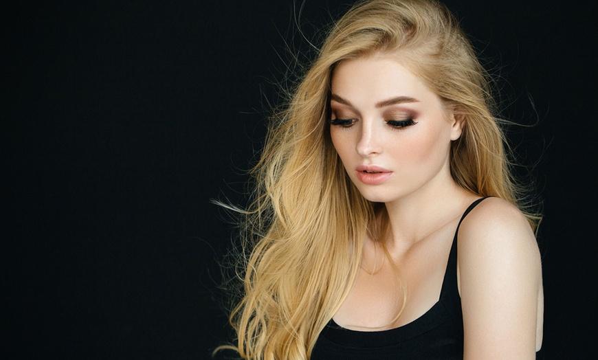 shampoing coupe et brushing option soin avec ou sans couleur meches ou balayage des 19 90 au salon hair zen a colmar