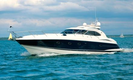 San Diego Bay Charter Cruises Mai Tai Yacht Charter