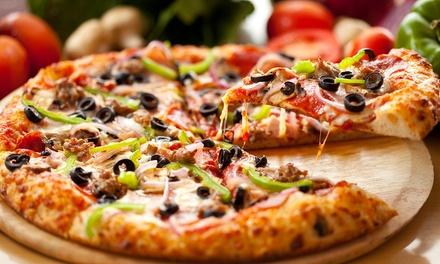 Menu con pizza e birra per 2 o 4 persone alla Pizzeria Capri a Marghera, tutti i giorni pranzo o cena(sconto fino a 37%)