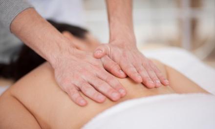 3 o 5 massaggi antistress e linfodrenanti da 50 minuti allo Studio di fisioterapia riabilitativa (sconto fino a 89%)