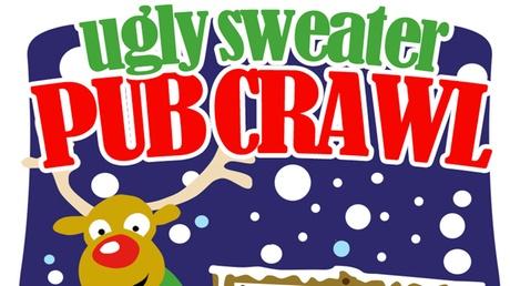 Ugly Sweater Pub Crawl Boston - Saturday, Dec. 2, 2017 / 12:00pm (12:00pm - 4:00pm)