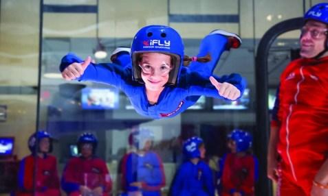 Virginia Beach Indoor Skydiving Experience