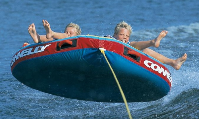 Water Ski, Slalom Ski, Wakeboard and Tube at Disney's Contemporary ...
