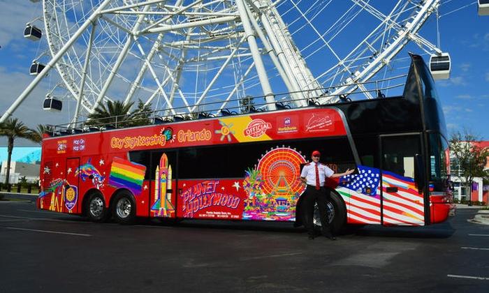 Florida Dolphin Tours - Orlando: Theme Park Express to Walt Disney World and Universal Orlando Resort