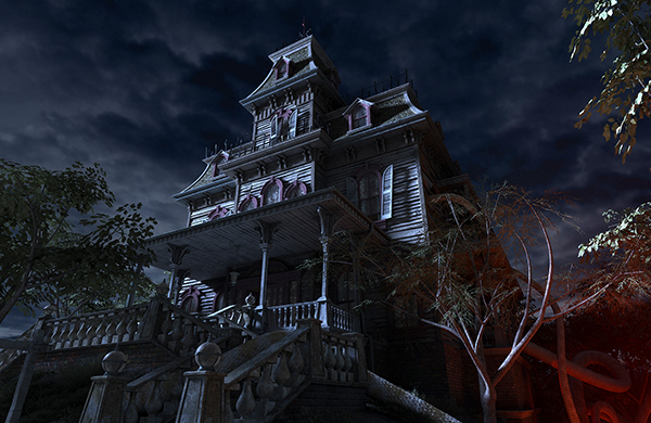 Stories About People Freaking Out At The Best Haunted