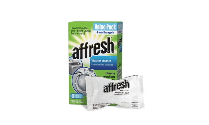 Affresh Washing Machine Cleaner Groupon