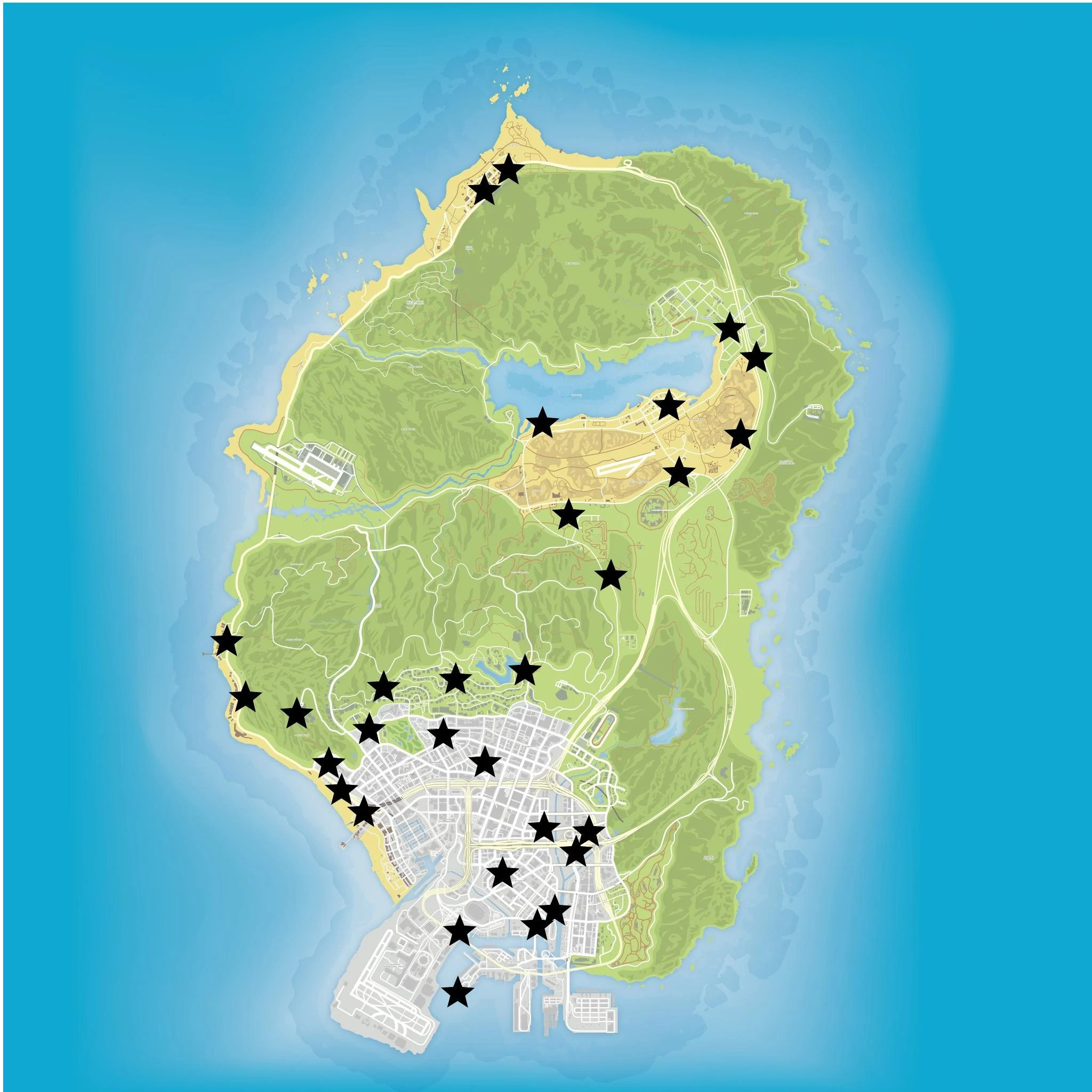 Ufo Gta V Map Locations