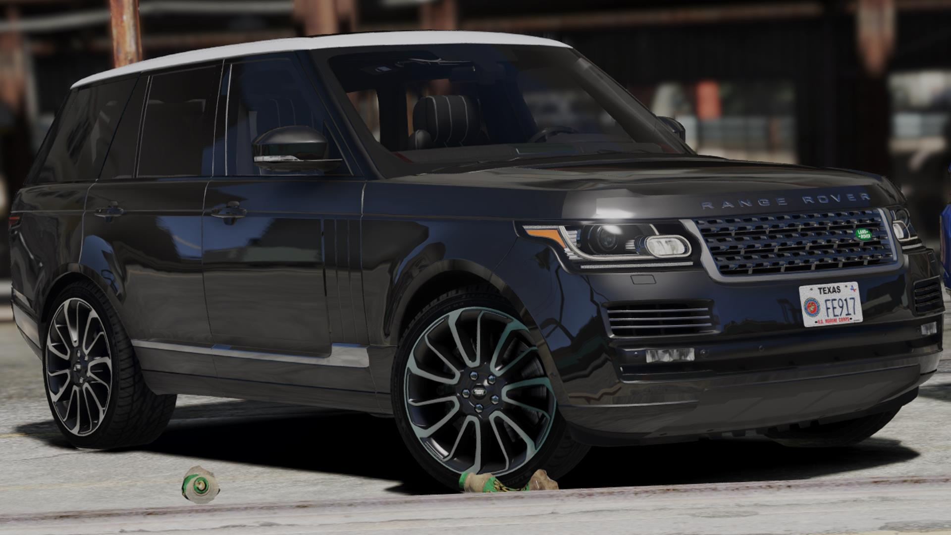 2014 Range Rover Vogue SC 3 0 V6 [Add on Replace] GTA5 Mods