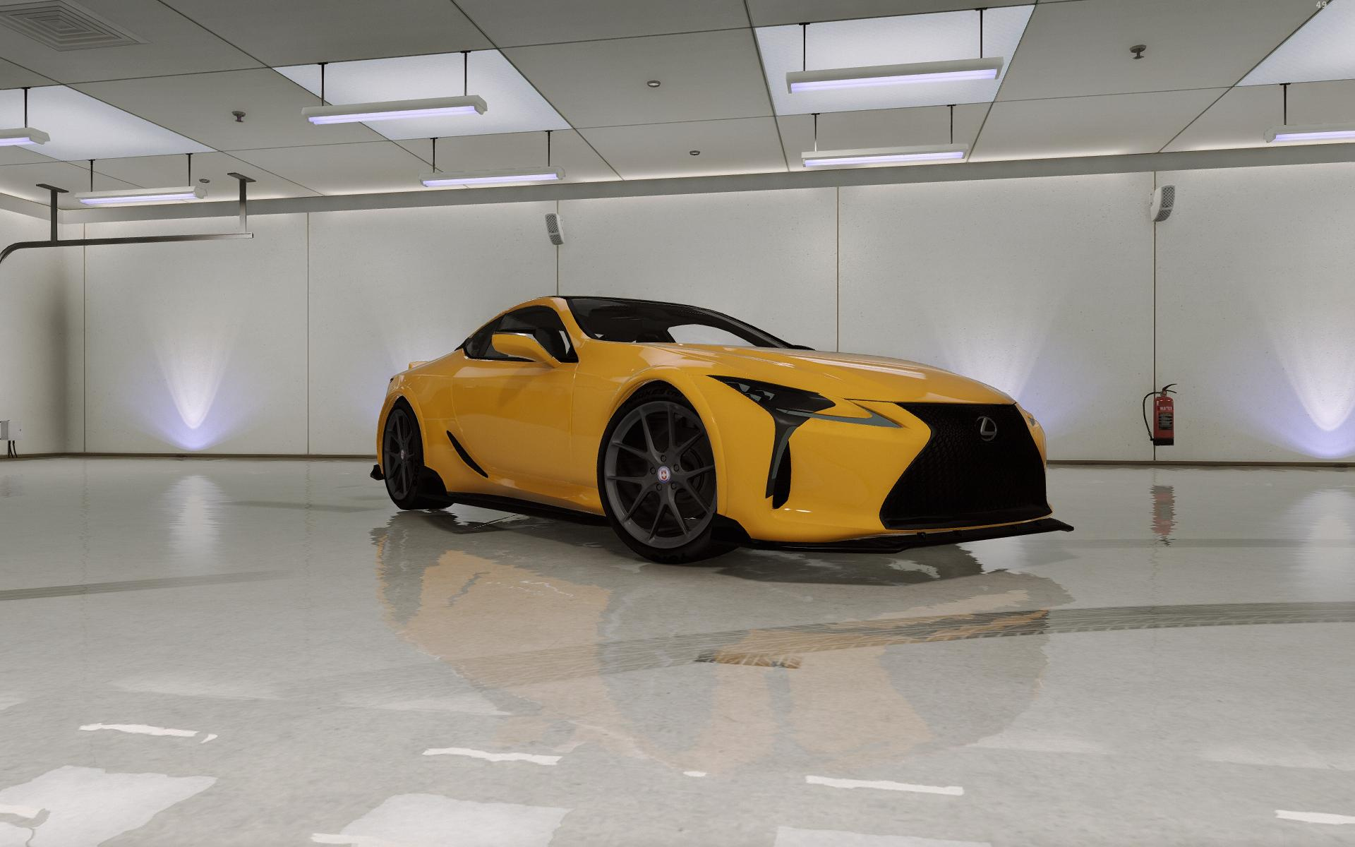 2018 Lexus LC 500 [Add Tuning