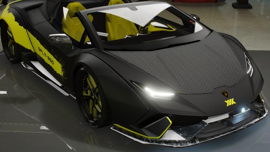 2018 Liberty Walk Lamborghini Huracan Performante Spyder ...